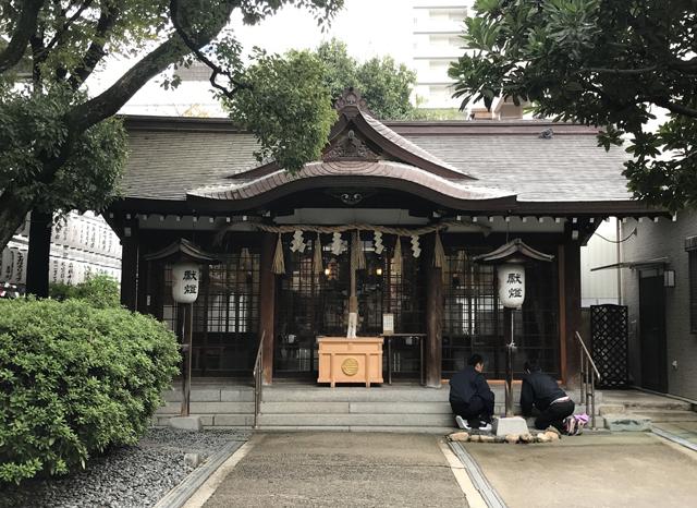 2020 指輪 サムハラ 神社 サムハラ神社の御朱印~無敵の神字サムハラ~(大阪府大阪市西区)