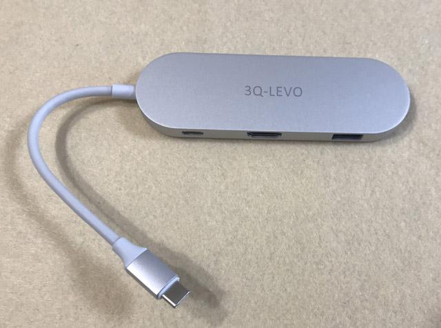 3Q-LEVO USB Type-C