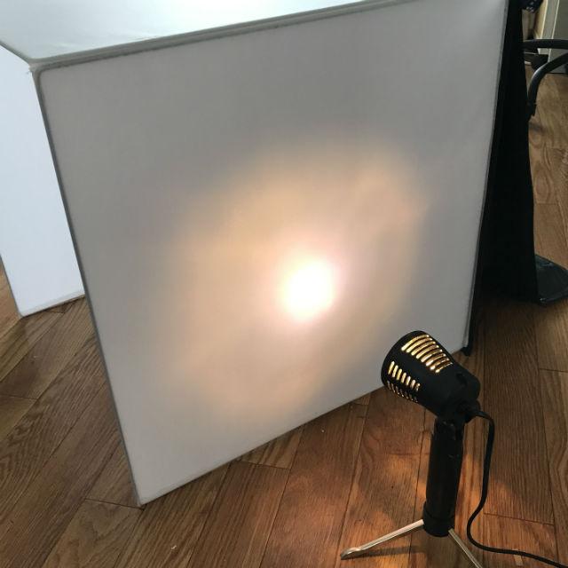 写真撮影テントブース