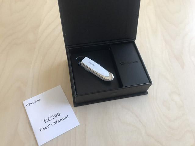 Glazata Bluetooth