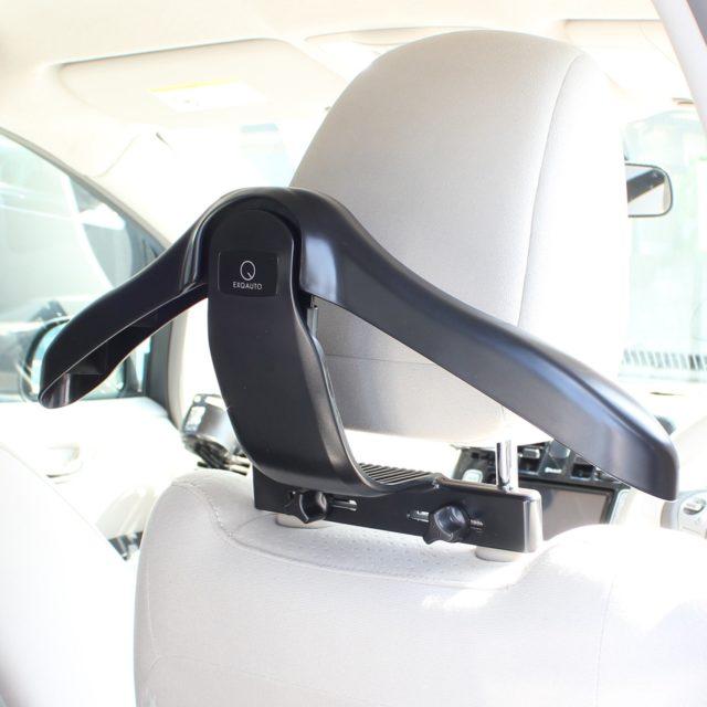 車用ヘッドレストハンガーのおすすめ5選|ジャケットの型崩れやシワを防ぐための、最適なハンガーの選び方