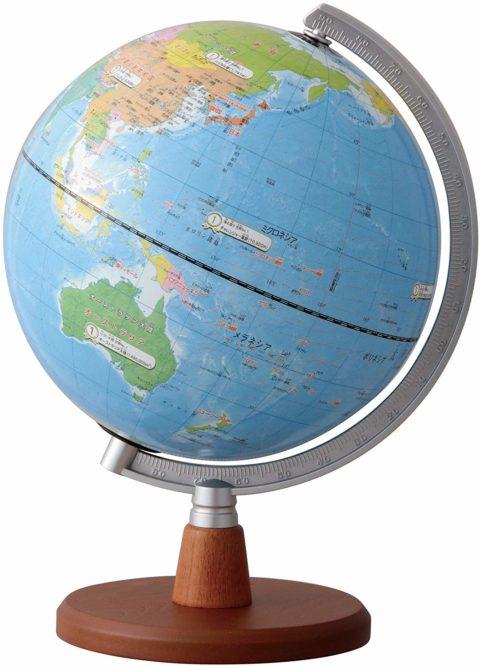 先生おすすめ小学生の地球儀 20cm OYV11