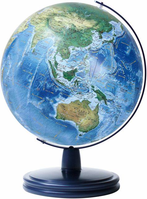 ラ・メール 海洋タイプ地球儀 WM